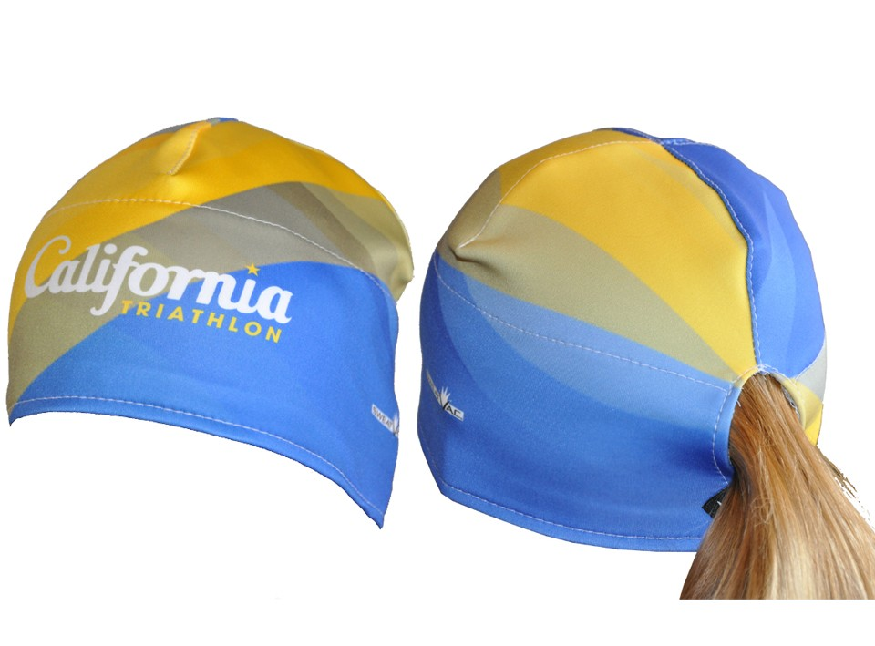 California Triathlon Full Dye Women
