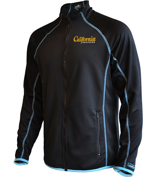 California Triathlon Race Jacket Image