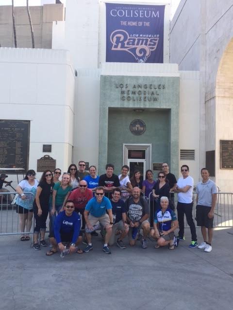 2018 LA Coliseum Volunteer Opportunities