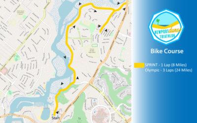 2018 Newport Dunes Triathlon: Bike Course Preview