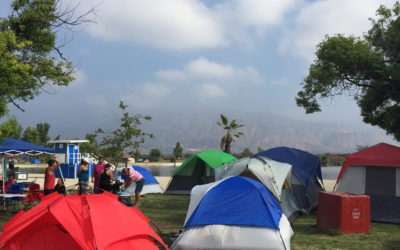 Camping Options for Trick or Tri & Newport Dunes